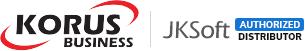 Korus Business Logo