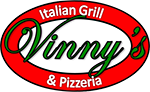 Welcome to Vinnys Italian Grill Logo